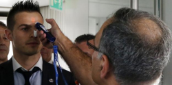 #رونالدو يخضع لفحص إيبولا