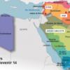 تقسيم الشرق الأوسط استعداداً للحرب العالمية الثالثة