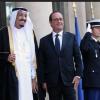فرنسا: الأمير سلمان لم يوقع على أي صفقة في الإليزيه