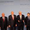 استقبال اللاجئين السوريين موضوع تباين بين باريس وبرلين