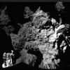 أول صورة لـ«أرض» المذنب يرسلها الروبوت فيليا