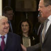 المعلم في موسكو: لا لمؤتمر دولي حول سوريا