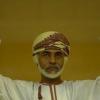 أين قابوس سلطان عمان؟