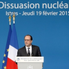 لماذا كشف هولاند عن مخزون فرنسا النووي؟