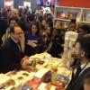 رغم العلمانية الديانات في مقدمة معرض الكتاب في باريس