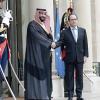 هولاند للأمير محمد بن سلمان: «رؤية المملكة» مهمة