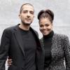 شقيقة مايكل جاكسون (٥٠ عاماً) حامل من زوجها القطري