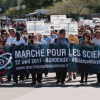 مسيرات في ٥٠٠ مدينة حول العالم من أجل العلم