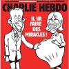 شارلي إيبدو يسخر من زوجة ماكرون