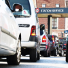 أول صدام بين ماكرون والنقابات: اضراب سائقي الشاحنات