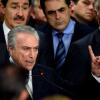 توقيف مقرب من رئيس البرازيل تامر