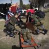 فلسطين: طعن جندية اسرائيلية
