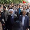 روحاني يؤكد أن إيران تريد توثيق العلاقات مع قطر