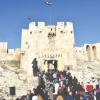 سوريا: افتتاح مهرجان غنائي في حلب