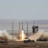إيران تطلق صاروخاً يحمل قمراً صناعياً