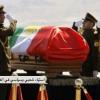 لف نعش طالباني بالعلم الكردي يؤجج الخلاف بين بغداد وأربيل