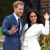 زفاف ملكي: الأمير هاري والممثلة الأمريكية ميغان
