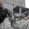 الجيش السوري يدخل حمورية في الغوطة