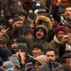 المغرب: صدامات بين قوات الامن ومتظاهرين في جرادة