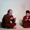 «أنصار» عرض يظهر معاناة المعتقلين الفلسطينيين