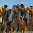 القذافي بحماية الطوارق