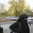 فرنسا: الحكم بغرامة على ثلاث مبرقعات