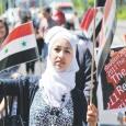 الثورة السورية... ونون النسوة