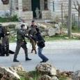 الجيش الاسرائيلي يجرح فرنسية