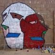 """""""لوّن جدار شارعك"""": صرخة فنية ضد السياسة على جدارن صنعاء"""