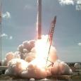 انفجار صاروخ أميركا متوجه إلى المحطة الفضائية