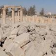 الأقمار الصناعية أكدت تدمير معبد بعل شمين في تدمر