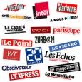 الصحافة الفرنسية تدخل الحرب...