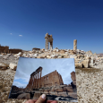 تدمر هكذا كانت وهكذا تركها داعش (صور)