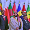 ماكرون يدعو السعودية لوقف تمويل الإرهاب