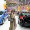افتتاح معرض سيارات مخصص للنساء