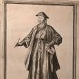 第一位会见法国国王路易十四的中国人沈福宗画像「凡尔赛宫访客展」展出