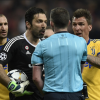 تهديدات لحكم مباراة يوفنتوس وريال مدريد
