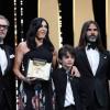 مهرجان كان: اللبنانية نادين لبكي تحصد جائزة لجنة التحكيم