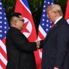 ترامب يهاجم الحاقدين على لقائه مع كيم