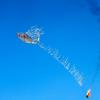 اسرائيل تتصيد طائرات ورقية مشتعلة