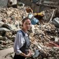 أنجلينا جولي وخراب الموصل
