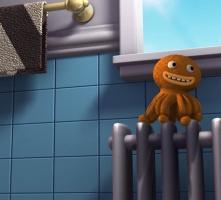 أفلام الرسوم المتحركة ولعب الأطفال التربوية