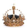 السويد: سرق لصوص تاجين ملكيين وأيقونة ذهبية