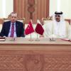 قطر تدعم تركيا مالياً