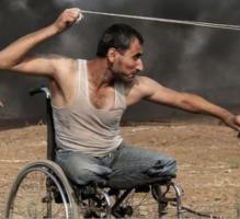 أفضل صورة صحفية لـ محمود حمس (أ ف ب)