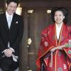 الأميرة اليابانية أياكو تتنازل عن صفتها الإمبراطورية للتتزوج من حبيبها