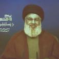 لبنان: نصر الله يتمسك بتوزير حليف سني ويحذر اسرائيل