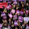 الشرطة التركية تفرق بالقوة  تظاهرة ضد  العنف بحق النساء