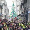 السترات الصفراء في في باريس ليلة رأس السنة؟