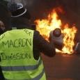 ثورة في فرنسا:  ٧٦ في المئة من المواطنين يؤيدون حركة السترات الصفراء